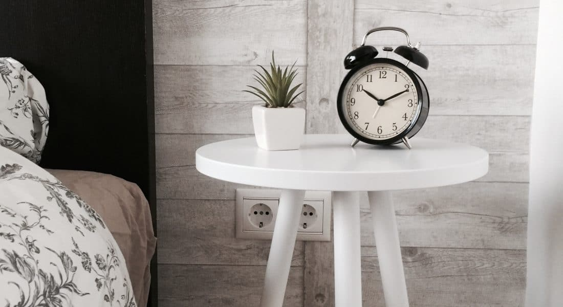 3 Minimalist Tips For A Better Night Time Routine