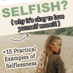 examples of selflessness